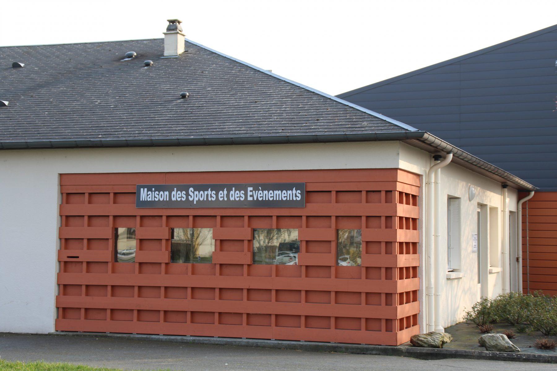 Maison des Sports et des Événements