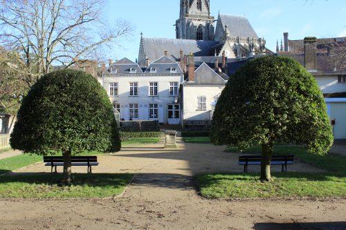 Visite guidée – Hôtel Courtin de Torsay