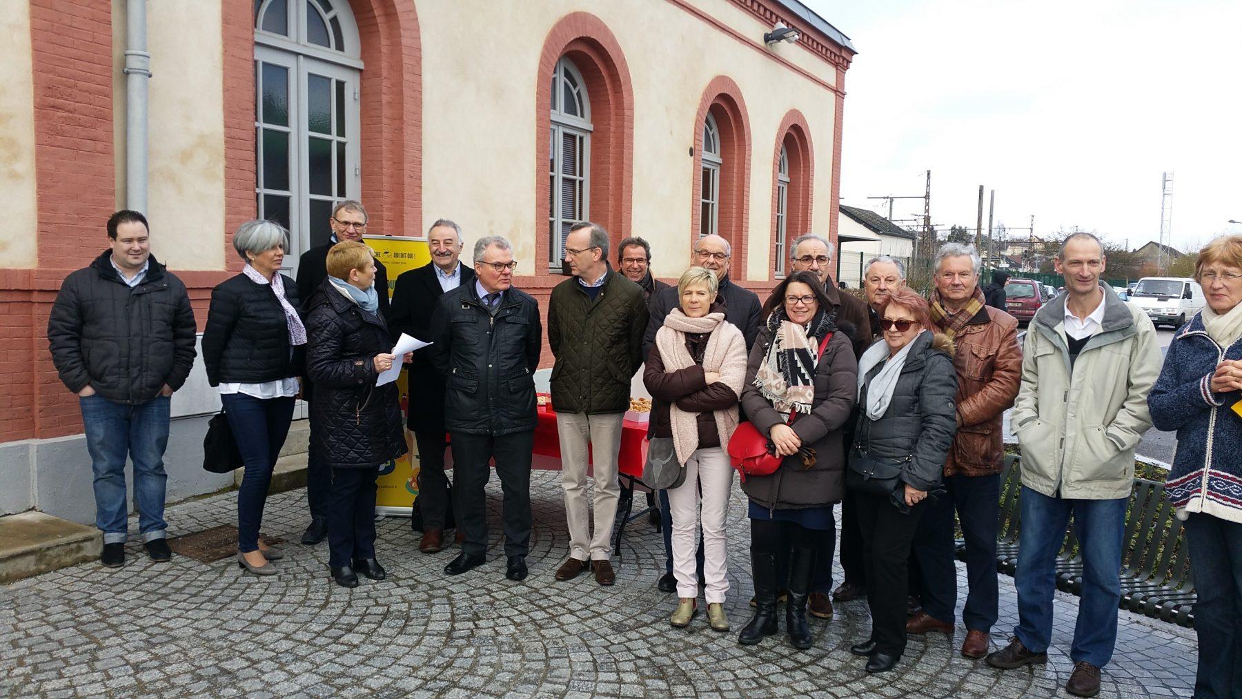 Gare SNCF : la mobilisation porte ses fruits