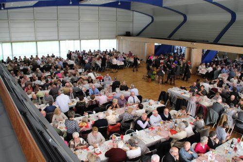 Banquet des aînés le 6 octobre