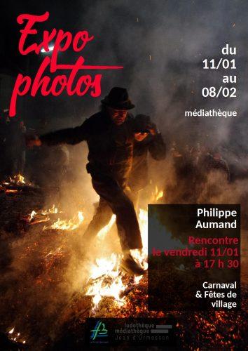 Expo photos «Carnavals et Fêtes de village»