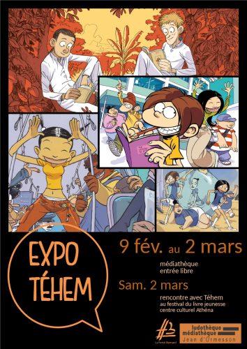 Expo Téhem