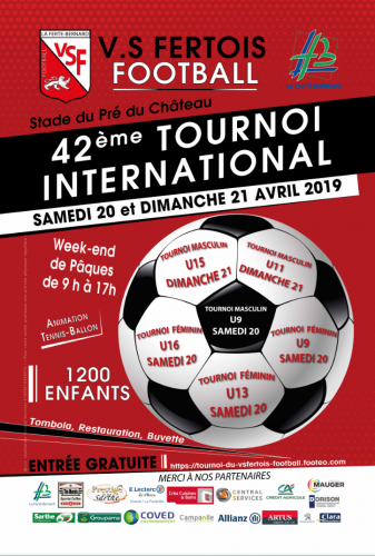 42ème Tournoi de Football