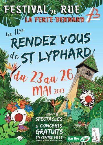 Les Rendez-vous de Saint-Lyphard, du 23 au 26 mai