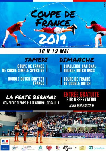 Coupe de France de Double Dutch 2019