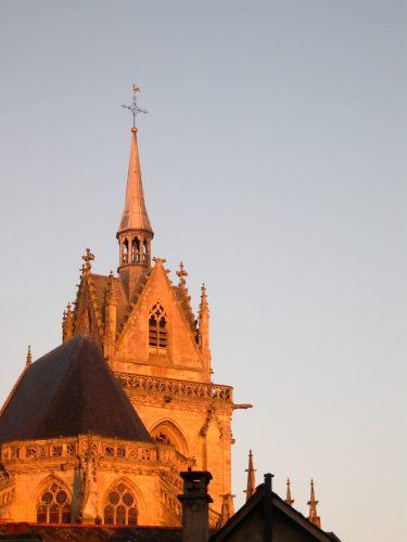 Visites Guidées – Église Notre-Dame des Marais