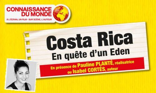 CONNAISSANCE DU MONDE – COSTA RICA
