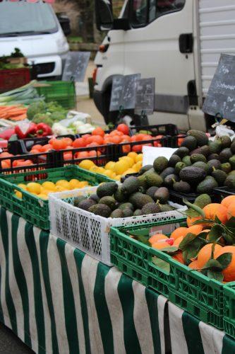 Le marché du samedi matin maintenu