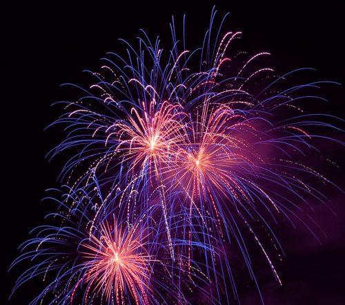 Annulation du feu d'artifice du 14 juillet
