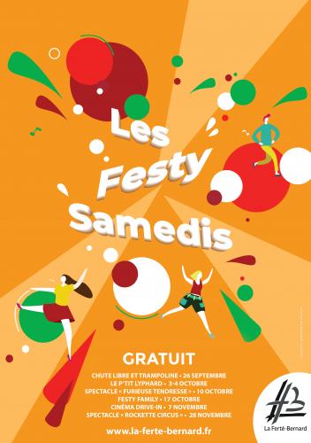 [Annulation] Les Festy Samedis débarquent !