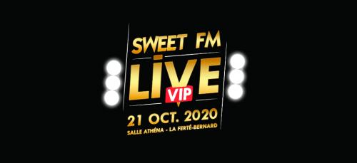Un Sweet FM Live VIP à Athéna !