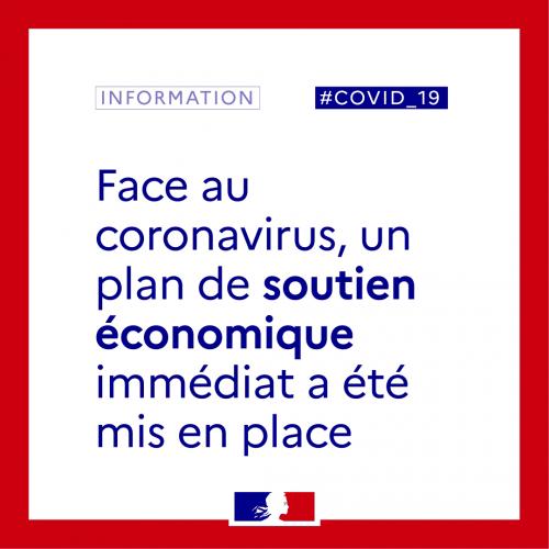 Mesures d'accompagnement et de relance pour les entreprises et les salariés dans le contexte de Coronavirus COVID-19 – 21 janvier 2021