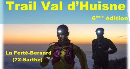 Trail Val d'Huisne